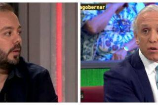 El 'obrero' Antonio Maestre pone en la diana mediática a Eduardo Inda