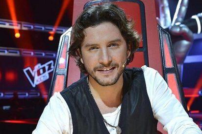 """Manuel Carrasco afronta las 'Batallas' de 'La Voz': """"Miguel Poveda me ha hecho todavía más sensible"""""""