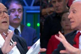 Inda acaba de un puñetazo con la indignación de Maraña por la toma de TV3 con el 155