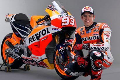 """Marc Márquez: """"Los neumáticos de seco no eran la elección correcta en eel Gran Premio de Japón"""""""