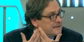 "Monumental cabreo de Marhuenda en 'Espejo Público': ""Queréis echar a Rajoy para que venga Pablo Iglesias"""