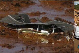 Manos Unidas denuncia el desastre de Mariana (Brasil), el peor del mundo en la historia de la minería