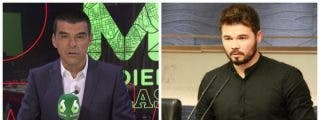 El genial 'zasca' de Manuel Marlasca al Rufián de ERC