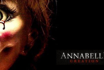 """""""Annabelle: Creation"""", la muñeca repelente retorna"""