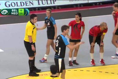 Así es el Korfbal: el curioso deporte realmente mixto donde los hombres no pueden tocar a las mujeres