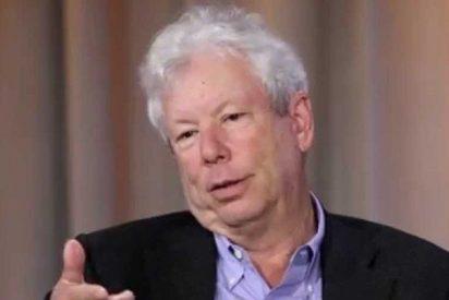 Richard Thaler, premio Nobel por sus estudios sobre la 'psicología de la economía'