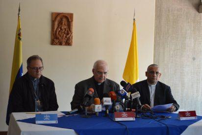 """Los obispos venezolanos denuncian las """"múltiples irregularidades"""" de las elecciones regionales"""