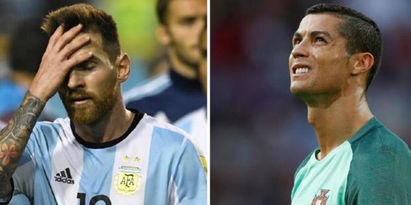 El Mundial de Rusia 2018 sería una ruina sin Cristiano ni Messi