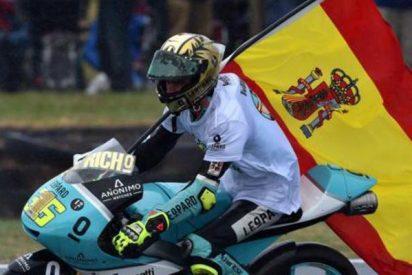 Joan Mir dejó sin bandera española al podio de MotoGP