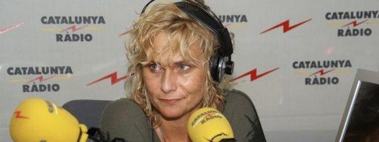 El terrible desafío al Gobierno de la musa Mónica Terribas en Catalunya Ràdio