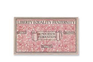 William Morris y la dignidad de todo oficio