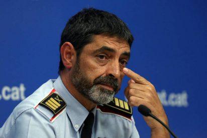 """El traidor Trapero, contra las cuerdas: la AN le cita a declarar por ser """"reo de sedición"""""""