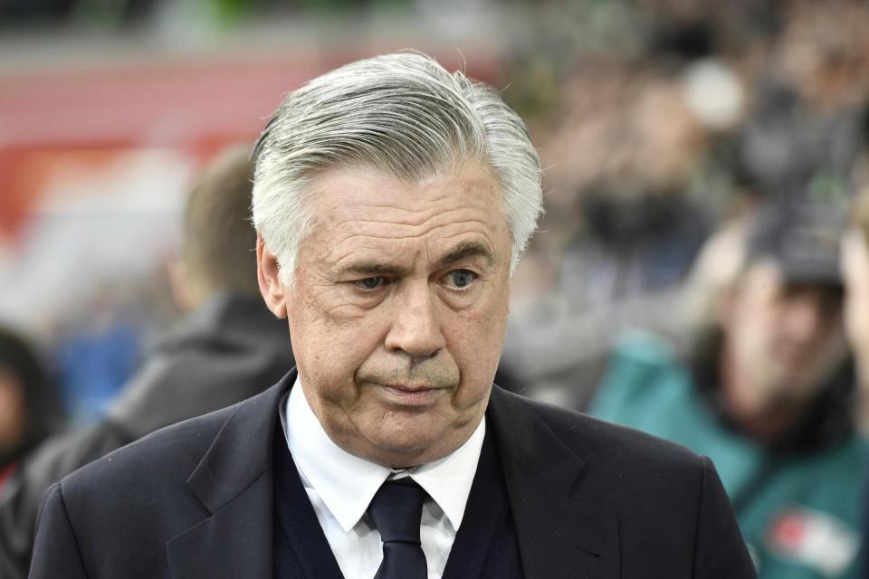 La Fiscalía denuncia a Carlo Ancelottipor un fraude fiscal de 1 millón de euros