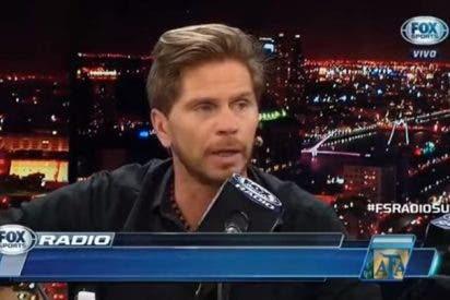 [VIDEO] Patinazo de Fox Sports: Entrevistan a un actor creyendo que era periodista deportivo