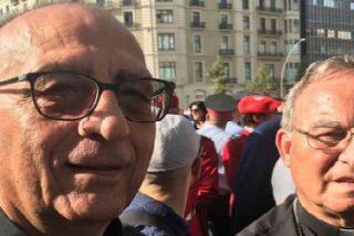 """Cardenal Omella: """"La situación de violencia que se ha vivido hoy en Cataluña es deplorable"""""""