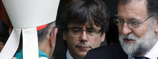 """Juan José Omella, tras la proclamación de la independencia: """"Mi corazón llora"""""""