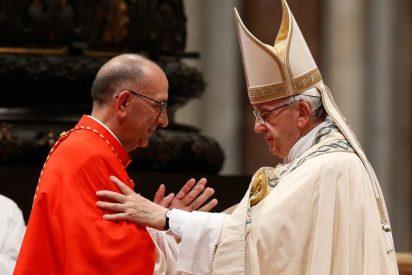 Y Omella, hoy, en el Vaticano...