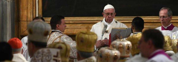 """El Papa denuncia las """"persecuciones dramáticas"""" contra los cristianos de Oriente"""