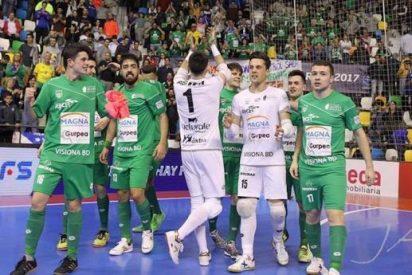 Osasuna Magna mantiene la tercera plaza tras golear al Gran Canaria