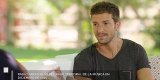 Sexo, pedos y tormentos: Pablo Alborán se abre en canal para Bertín Osborne