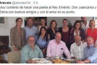 Esta paella fue lo que envenó la amistad entre Bertín Osborne y Paco Arévalo