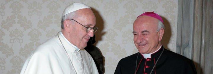 """El Papa invita a la igualdad hombre-mujer, que deben """"tomar en sus manos la conducción de toda la sociedad"""""""