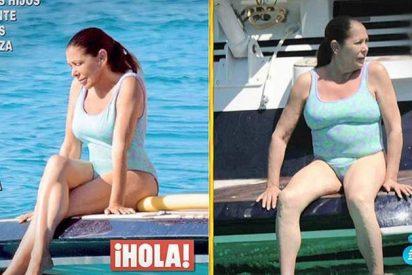 La revista Hola demandará a Sálvame por las fotografías de Isabel Pantoja