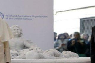 """El Papa, en la FAO: """"Las guerras y los cambios climáticos ocasionan el hambre"""""""