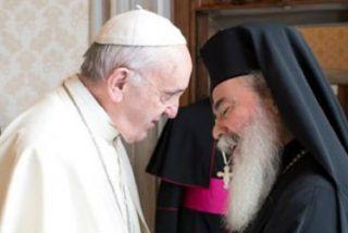 """El Papa pide """"defender y preservar"""" el Statu Quo de la Ciudad Santa de Jerusalén"""