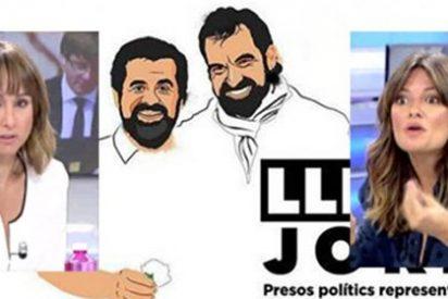 La directora de 'Público Today' reincide en sus sandeces y Pilar Gómez la deja KO