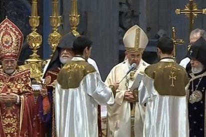"""El Papa pide a los patriarcas de las Iglesias orientales que elijan """"buenos obispos"""""""