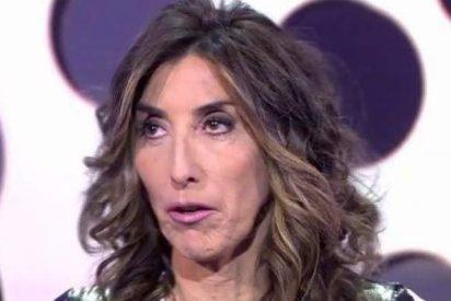 Paz Padilla se marchará de 'Sálvame' si Telecinco despide a Lydia Lozano o Terelu Campos