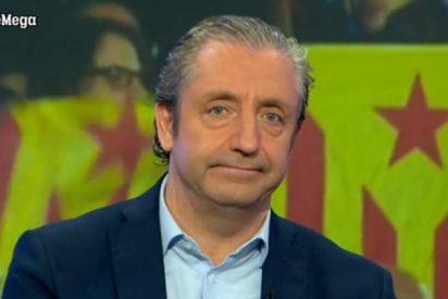 """Cabreo épico de Pedrerol con Puigdemont y Junqueras: """"No tenéis vergüenza"""""""