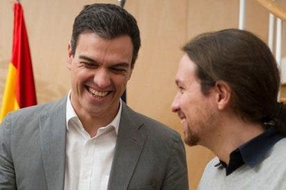 Pedro Sánchez y Pablo Iglesias opositan a un descalabro en las urnas