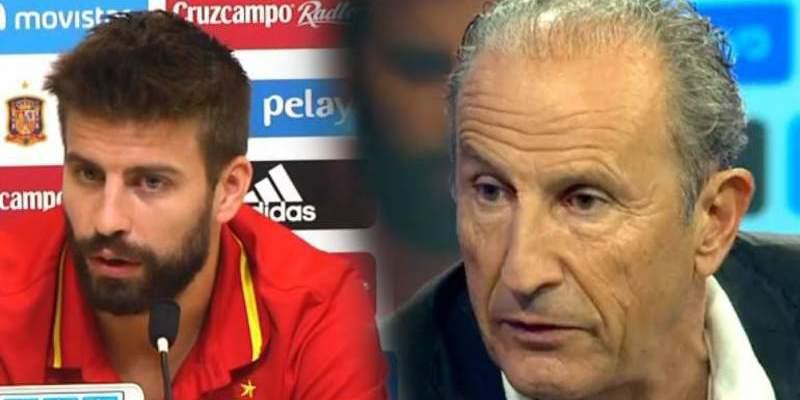 "Petón: ""Piqué ha pasado de provocar irritación a dolor"""