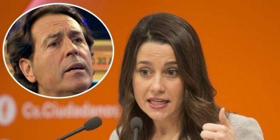 "Pipi Estrada sobre Inés Arrimadas: ""¿Aplicamos el 155 o el 69?"""