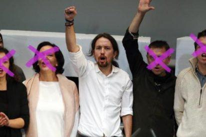 Podemos hace aguas en Cataluña y Pablo Iglesias echa mano de las 'normas de la Cheka'