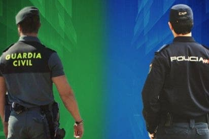 El Gobierno Rajoy premia a policías y guardias civiles con el mismo sueldo que los mossos