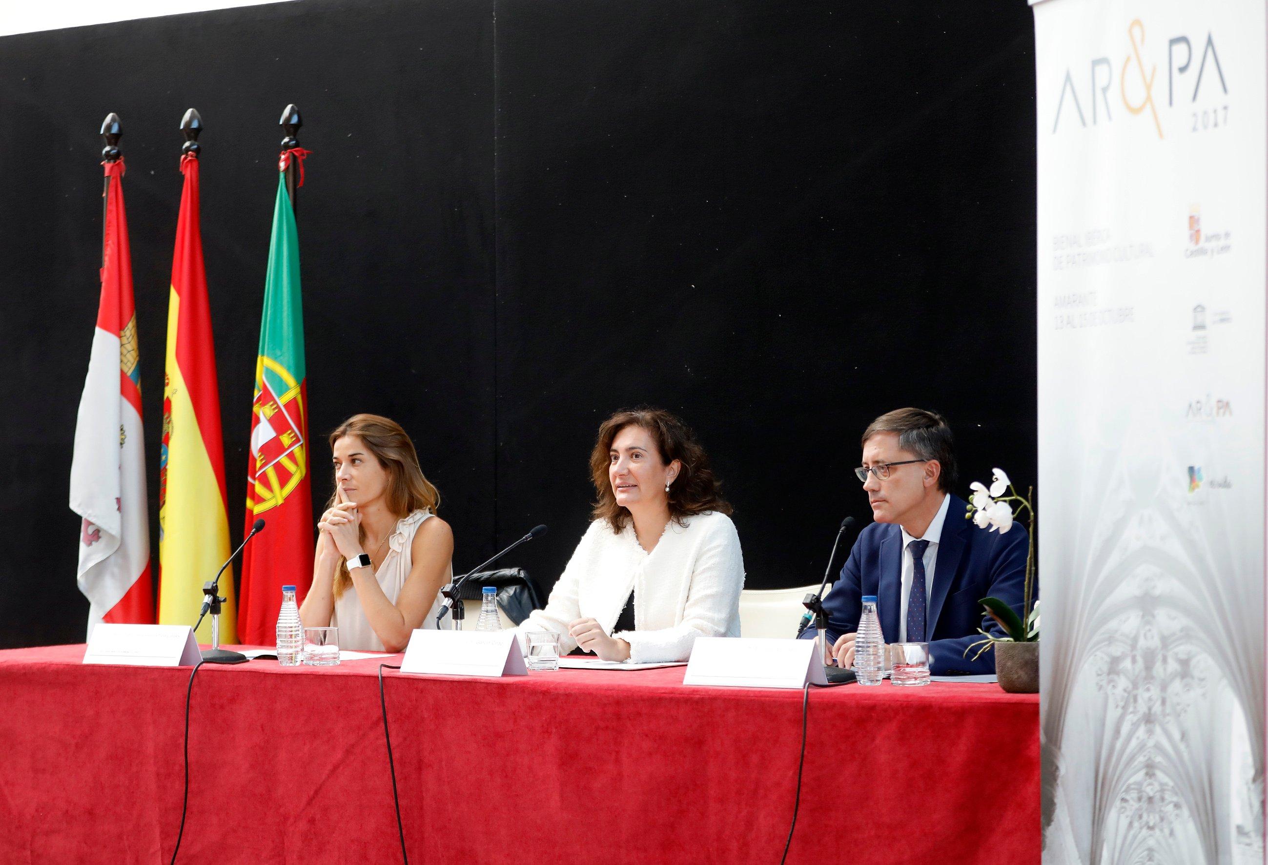 La I Bienal Ibérica AR&PA se celebrará en la localidad portuguesa de Amarante del 13 al 15 de octubre