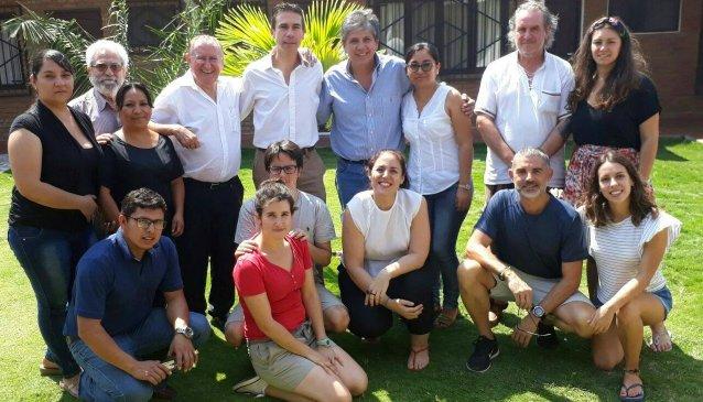 El embajador de España en Bolivia visita el proyecto Hombres Nuevos