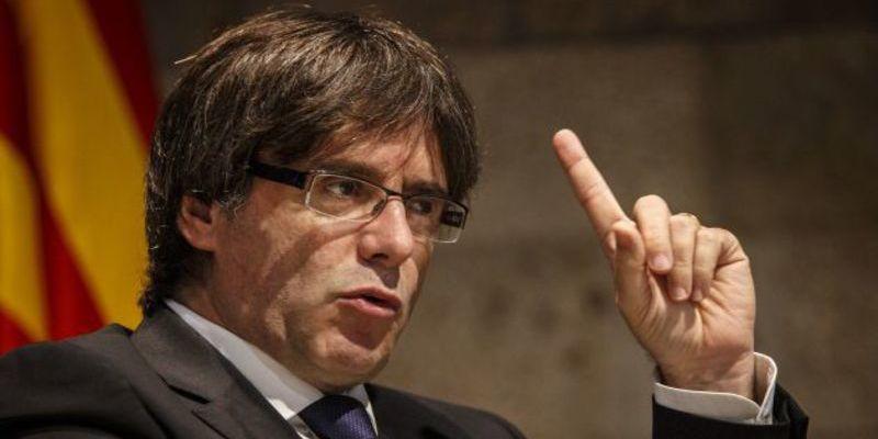 ¿Qué condena le caerá encima a Puigdemont si declara la independencia mañana?