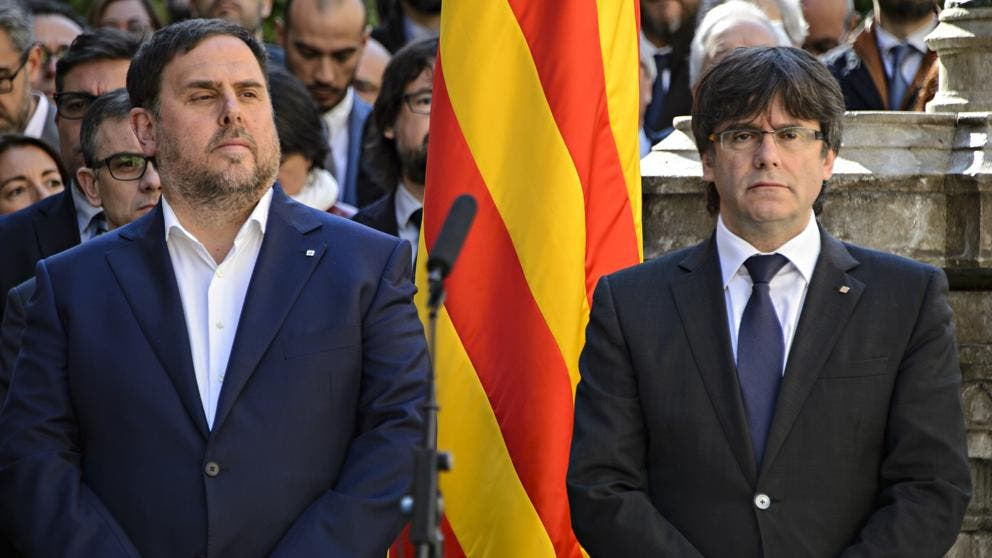 "La Generalitat: ""Una declaración de independencia no implica una Cataluña independiente"""