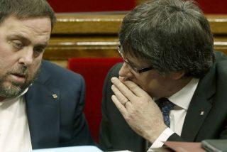 Las grabaciones del pucherazo que pueden pasaportar a la cárcel al tramposo de Puigdemont