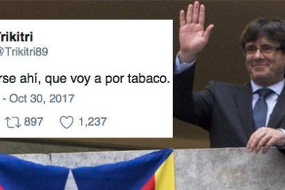 'Catalanes por el Mundo': los mejores memes de la cobarde huída de Puigdemont a Bruselas