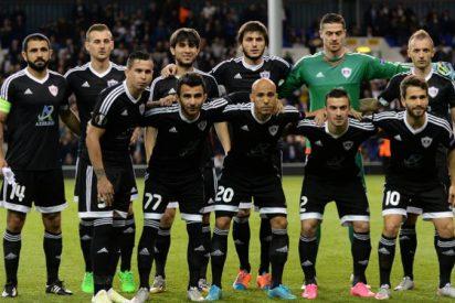 Así es el Qarabag, el equipo de los refugiados y próximo rival del Atlético de Madrid