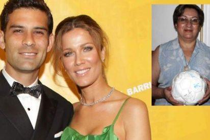 Reaparece la madre del futbolista Rafa Márquez