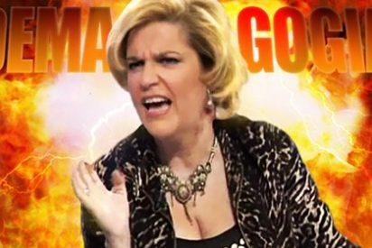 Los tuiteros le calzan un 'zasca' muy español a la olvidadiza Pilar Rahola