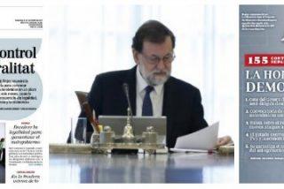 El día en que España decidió defenderse: hasta la prudencia y la paciencia de Rajoy tienen un límite