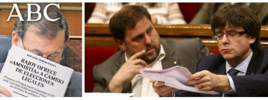 Destrozar España a Puigdemont puede salirle gratis si Rajoy no restaura ya la legalidad
