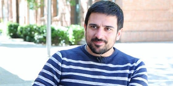 Ramón Espinar se lleva la del pulpo en Twitter por ir de artífice de la unidad de España